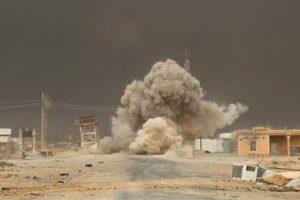مقتل 12 عنصرا من القوات الأمنية وإصابة العشرات في الرطبة
