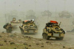 محافظ صلاح الدين يدعو القوات العراقية إلى لمحماية سكان الشرقاط