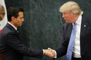 موجات من التنديد والإستنكار في المكسيك بسبب قدوم ترامب إلى البلاد
