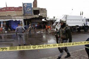 العراق : مقتل 12 شخصا بعد إستهداف نقطة تفتيش في شمال تكريت