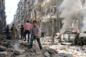 لليوم العاشر على التوالي .. قتلى وجرحى في القصف المستمر على حلب