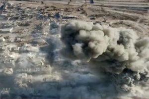 حلب : عشرات من حالات الإختناق بغاز الكلور السام في حي السكري