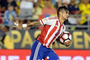 الباراجوياني فيكتور أيالا يتحدث عن هدفه في مباراة النصر والقادسية