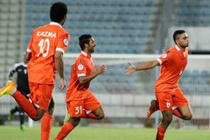 كاظمة يحقق أول إنتصار له في إفتتاحية مبارياته في الدوري الكويتي