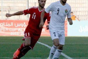 نادي الأهلي الأردني ينفي شائعات رحيل محمود مرضي إلى الوحدات