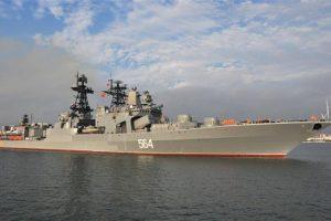 تواصل المناورات العسكرية الروسية الصينية في بحر جنوب الصين