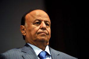 منصور هادي : أرفض أي تسوية للأزمة في اليمن بعيدا عن مجلس الأمن