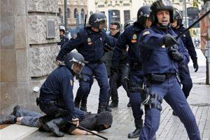 أسبانيا : الداخلية تعتقل خمسة أنفار لصلتهم بتنظيم الدولة الإسلامية