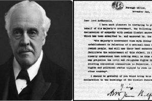 مطالبات فلسطينية بإعتراف بريطانيا بفلسطين والإعتذار عن وعد بلفور