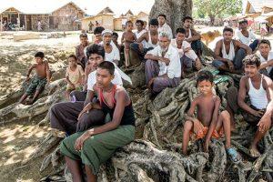 ميانمار : إطلاق حملة عسكرية في أراكان وقتلى بالعشرات من المسلمين