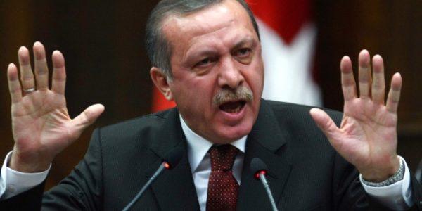أردوغان يتهم الولايات المتحدة الأمريكية بالمشاركة في الدماء التي تسيل في القدس