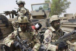 مقتل عشرة عناصر من القوات العراقية في هجوم لتنظيم الدولة في الأنبار