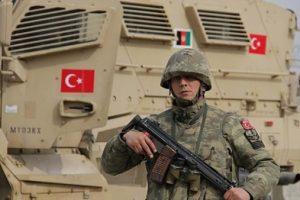 قتلى وجرحى من الجيش التركي بإنفجار قنابل في جنوب شرق البلاد