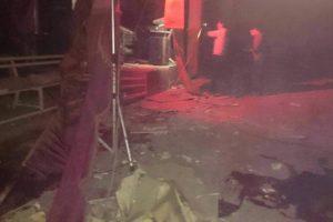 قتلى وجرحى بالعشرات في إستهداف قاعة أفراح بالقرب من مدينة الحسكة