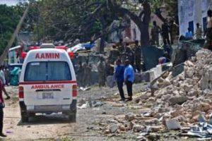الصومال : حركة الشباب المجاهدين تعلن مسؤوليتها عن هجوم مطعم بلو سكاي