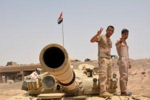 مدعوما من طائرات التحالف .. الجيش العراقي يحبط هجوما لتنظيم الدولة