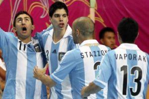 الأرجنتين تفوز بلقب كأس العالم لكرة الصالات لأول مرة في تاريخها