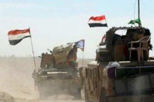 الموصل : إشتباكات عنيفة بين القوات العراقية والبشمركة وتنظيم الدولة