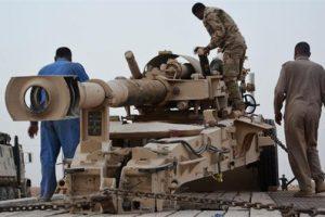 معركة الموصل : مقاتلو البشمركة يواصلون التقدم نحو مفرق الحمدانية