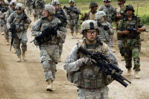 الولايات المتحدة : البنتاغون يستبعد مشاركة قوات أمريكية في الموصل