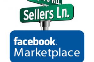 """فيس بوك : إطلاق خدمة """" السوق """" Marketplace لبيع الأغراض"""