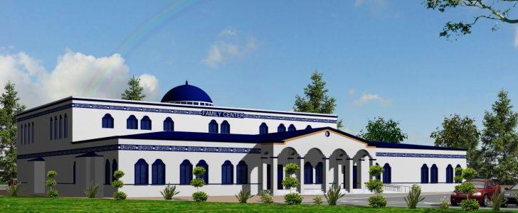 أمريكا : الإفراج عن متهم بإستهداف مركز إسلامي مقابل 75 ألف دولار