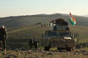 العراق : إستقدام تعزيزات عسكرية إلى منطقة الخازر شرق مدينة الموصل