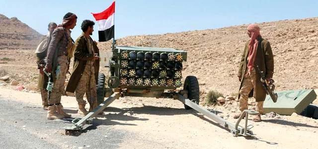 اليمن : معارك عنيفة في نهم بين الجيش الوطني وقوات الحوثي وصالح