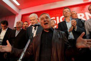 الجبل الأسود : حزب الإشراكيين الديمقراطي يتقدم في الإنتخابات