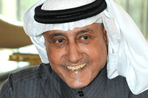 """مطلق المريشد : """" التصنيع السعودية """" مازالت تدفع دفعات الديون"""