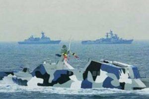 البحرية الباكستانية تعلن رصد غواصة هندية وإبعادها عن مياهها