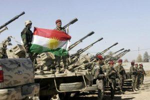 القوات الكردية تشن هجوما على بلدة بعشيقة من أجل إستعادتها