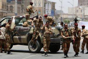 إستعادة الجيش اليمني والمقاومة الشعبية لقرية المبدعة وجبال بني بارق