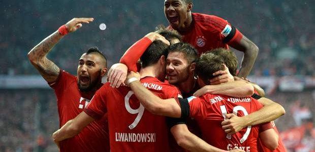 بايرن ميونخ يعلن عن قائمة اللاعبين الغائبين عن مباراة روستوف الروسي