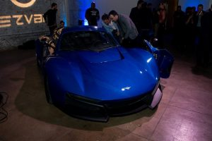 شركة رزفانتي تشكف عن سيارة بيست الفا 2017 الجديدة في معرض لوس أنجلوس