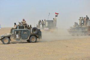 إشتباكات عنيفة ومستمرة في تلعفر بين تنظيم الدولة الإسلامية والقوات العراقية