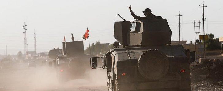 """معركة الموصل : إشتباكات عنيفة يشهدها حي القادسية وتقدم نحو """" الزهراء"""""""