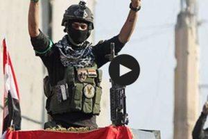 تقدم الجيش العراقي في حي كوكجلي ومسلحو تنظيم الدولة يهاجمون من الخلف