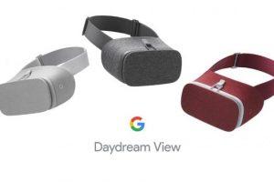 """غوغل : إطلاق تطبيقين جديدين بالتزامن مع طرح نظارة """"داي دريم فيو"""""""