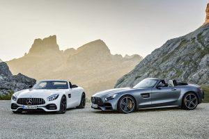 شركة مرسيدس بنز تعلن عن قائمة الأسعار للنسخة الجديدة مرسيدس AMG GT R