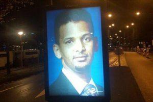 هولندا : شوارع أمستردام تكرم مواطنا سعوديا وتنشر صورته !