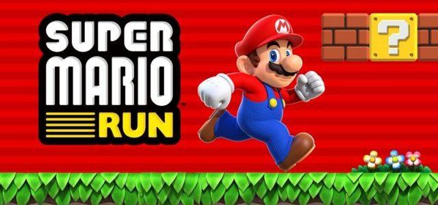 """نينتندو تخطط لطرح لعبة """"سوبر ماريو رن"""" قريبا في الولايات المتحدة"""