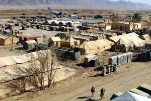 كابل : قتلى وجرحى بعد إستهداف حركة طالبان قاعدة باغرام الأمريكية