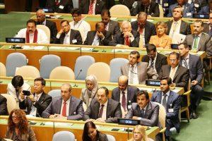 إنطلاق قمة الأمم المتحدة لتغير المناخ اليوم في مدينة مراكش المغربية
