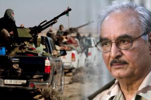مقتل 20 عنصرا من قوات خليفة حفتر خلال يومين من المعارك شرق ليبيا