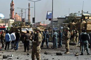 أفغانستان : قتلى وجرحى في هجوم على أحد مساجد الشيعة في العاصمة كابل