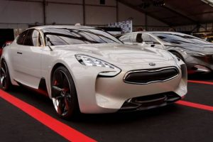 كيا جي تي 2018 Kia GT صور جديدة وتصميم مميز يتنافس بقوة مع بقية السيارات