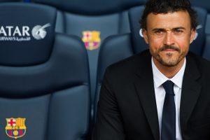 لويس إنريكي : قدمت مباراتي الأسوأ منذ بدأت تدريب نادي برشلونة !