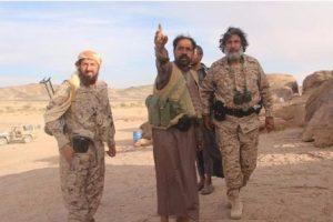 إستعادة الجيش اليمني لسبع مناطق في محافظة الجوف من قبضة الحوثي
