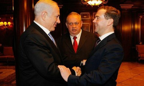 زيارة روسية إلى إسرائيل من أجل دعم العلاقات المشتركة بين البلدين